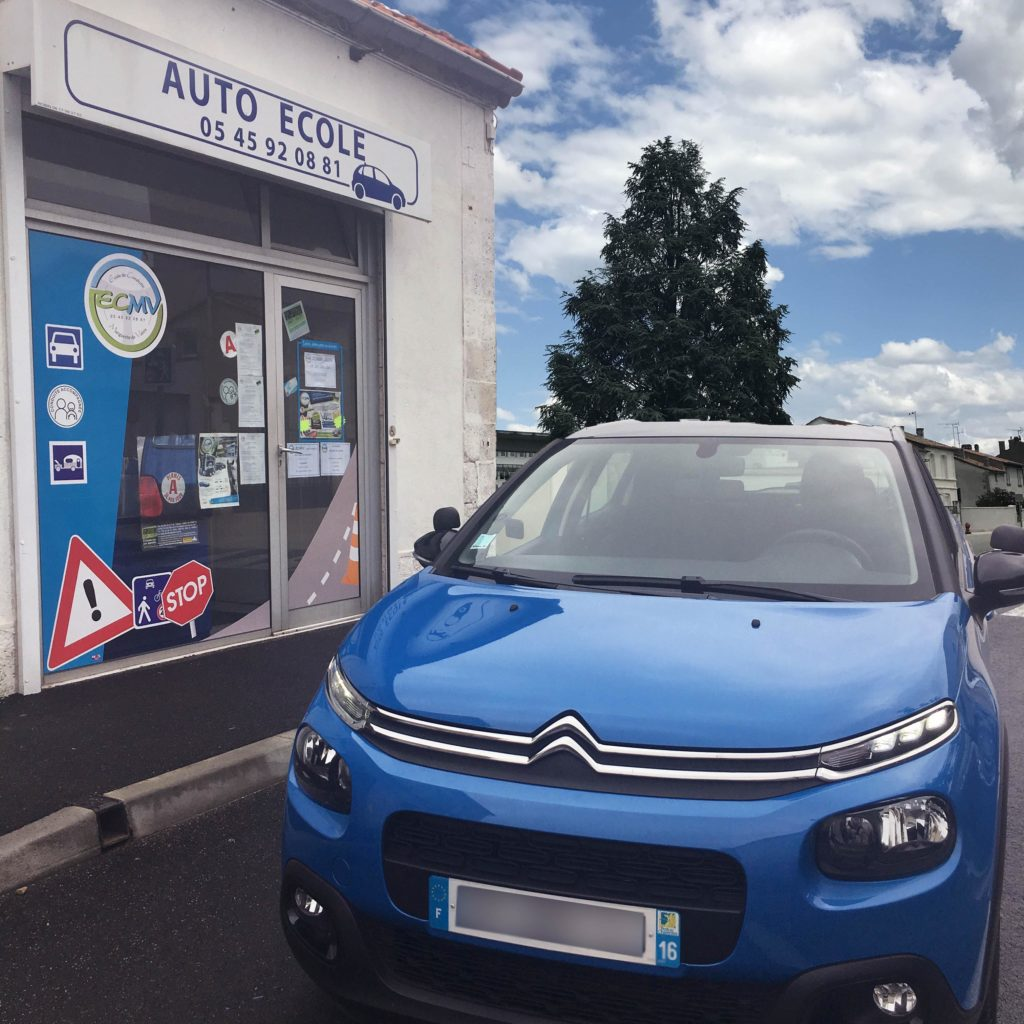 auto école Angoulême